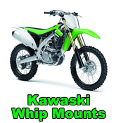 HRF KTM whip mounts