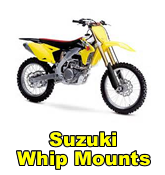 HRF Suzuki whip mounts