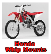 HRF Honda whip mounts